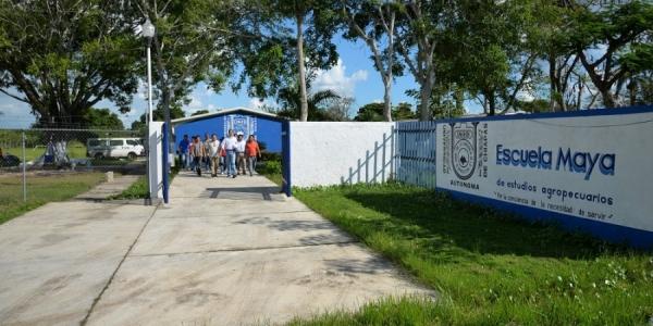 Reanudan actividades en la Escuela Maya de Estudios Agropecuarios de la UNACH