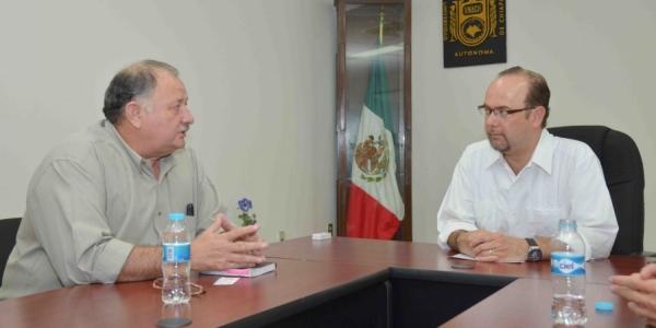 Estrecha UNACH lazos de cooperación con Centroamérica