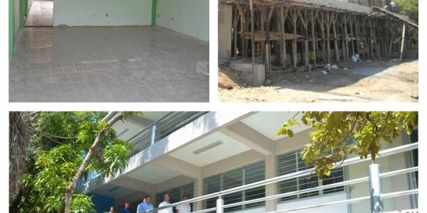 Se invierten más de 170 MDP en obras que se construyen en Campus de la UNACH en cinco municipios del estado