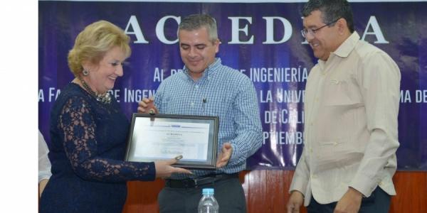 Otorgan acreditación nacional a la Licenciatura en Ingeniería Civil que imparte la UNACH