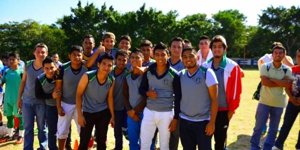 Participan más de 250 deportistas en Torneo Conmemorativo de los 40 años de la UNACH