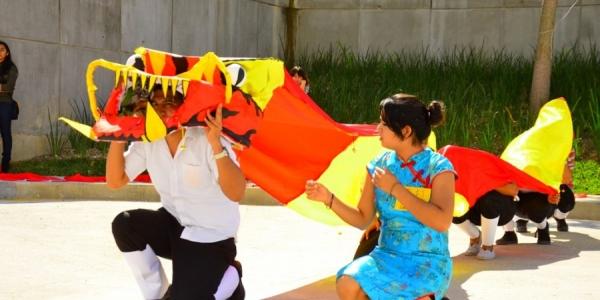 Se presenta con éxito el II Festival de la Cultura China organizado por la UNACH