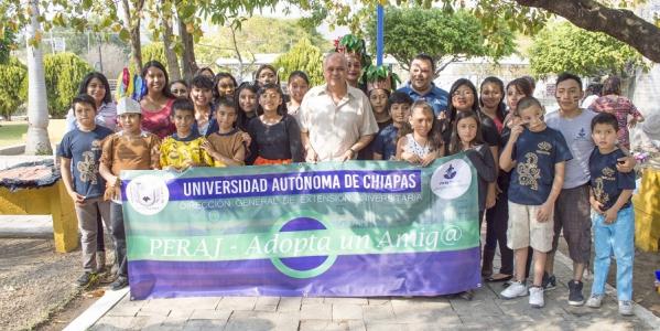 Evoca UNACH el legado de Don Miguel Álvarez del Toro, en el Carnaval Tuxtla 2017