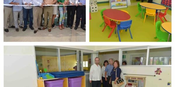 Atienden Estancias Infantiles para Hijos de Estudiantes de la UNACH a 129 menores