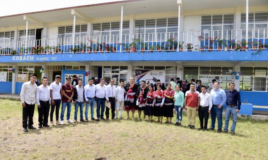 Abre UNACH nueva sede de la Universidad Virtual en Tenejapa