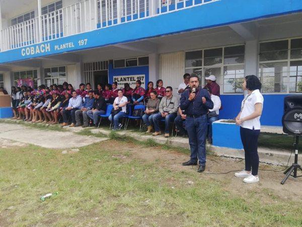 Realizan visitas a sedes académicas de educación a distancia de la UNACH