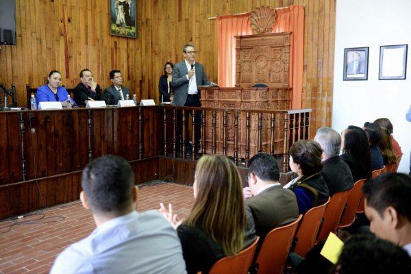 Se realiza en la Facultad de Derecho de la UNACH el Foro de Consulta de la Reforma Integral de la Normatividad Universitaria