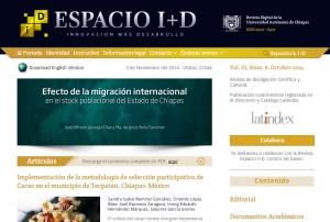 Participan universidades del país en el sexto número de la Revista Digital de la UNACH