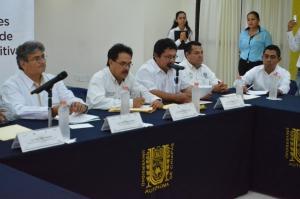 Destacan autoridades federales y estatales aporte de la UNACH en las tareas para extender el conocimiento sobre actividades pecuarias