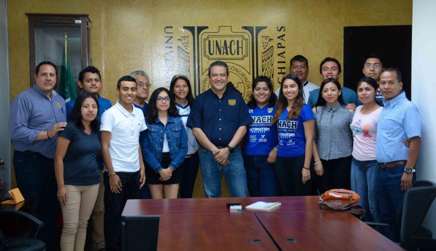 73 deportistas de la UNACH se han clasificado para la etapa regional de la Universiada 2019