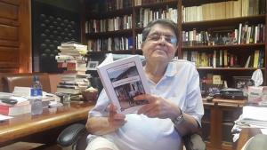 """Dictará escritor nicaragüense la ponencia """"La imaginación frente a la realidad en América Latina"""""""