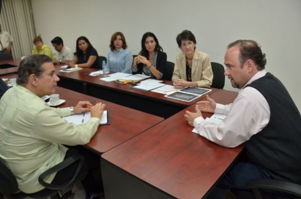Unirán esfuerzos UNACH y OPS/OMS en favor de la salud y bienestar de los chiapanecos
