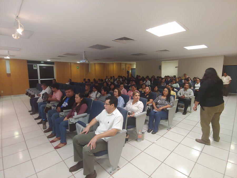 UNACH brinda capacitación al Centro Regional de Alta Especialidad