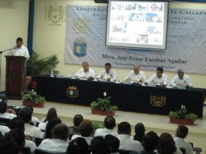 Cumple Campus Tonalá de la UNACH con indicadores de eficiencia terminal requeridas por organismos nacionales