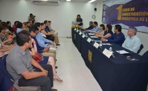 Participan especialistas nacionales e internacionales en el Primer Foro de Investigación en Didáctica de las Lenguas