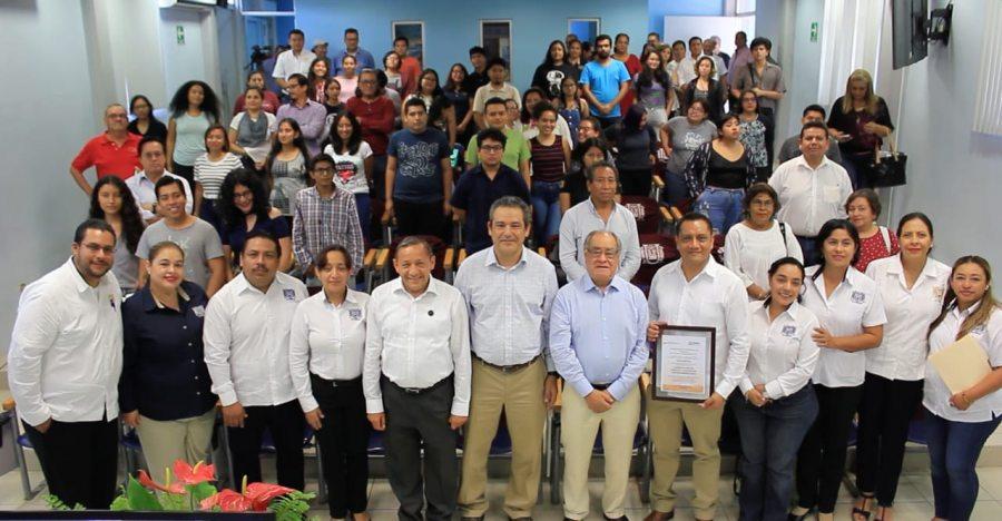 Refrendan acreditación nacional de la Licenciatura en Lengua y Literatura Hispanoamericanas ofertada por la UNACH