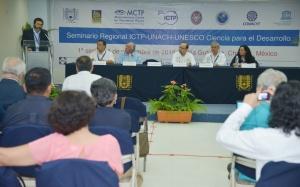 Se desarrolla el Seminario Ciencia para el Desarrollo con la participación de científicos e investigadores de Europa y América
