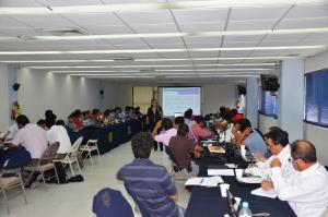 Capacitan UNACH, UJAT e INCA Rural a productores de maíz y técnicos agropecuarios