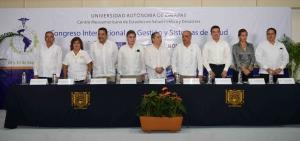 Inician las actividades del Congreso Internacional de Gestión y Sistemas de Salud