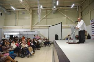 Miles de personas formaron parte de las actividades de la Quinta Feria Internacional del Libro Chiapas–Centroamérica