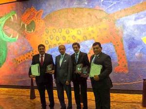 Certifican calidad nacional de Programas Académicos que imparten en la UNACH