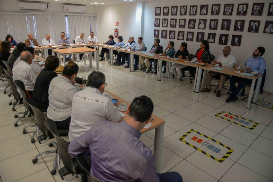 Asume Pedro René Bodegas Valera la Dirección Ejecutiva de la Fundación UNACH
