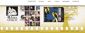 Convocan a cineastas nacionales y extranjeros a participar en el 1er. Festival Internacional de Cine Universitario UNACH