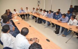 Firman acuerdo UNACH y CONADECH para impulsar proyectos de innovaciones tecnológicas en Chiapas